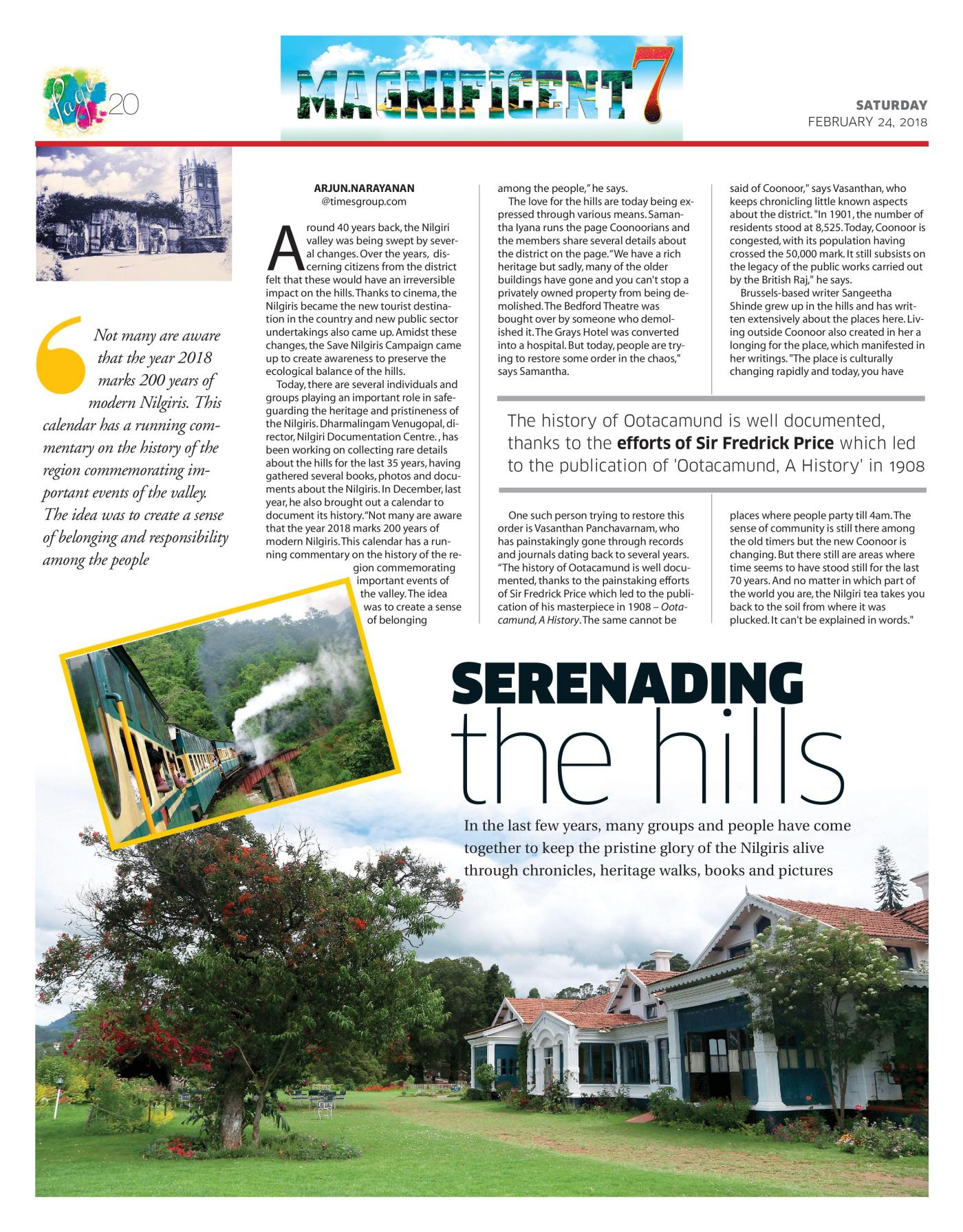 Serenading The Hills A Story From Nilgiris Madraswallah Leds In Parallel Cannot Be Placed Until