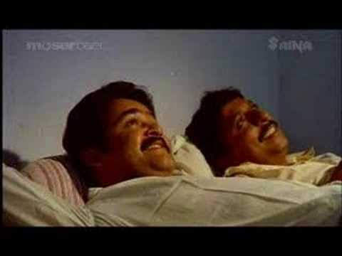 Mohanlal and Srinivasan in Sathyan Anthikkad's Nadodikkattu