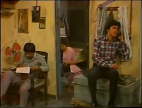 The lower middle class household with Laloo, Badki, Nanne, Majhli and Chutki
